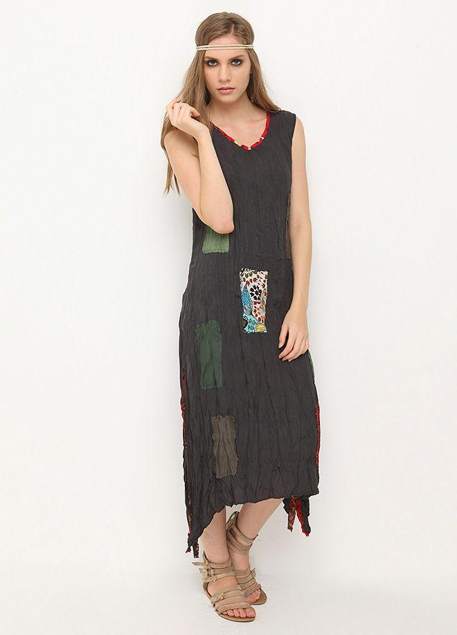 Genç Stil: Bohem Zamanlar Elbise Markafoni'de 59,00 TL yerine 39,99 TL! Satın almak için: http://www.markafoni.com/product/4815218/ #markafoni  #style #stylish #fashion #girl #student #moda #photoshoot #young #model