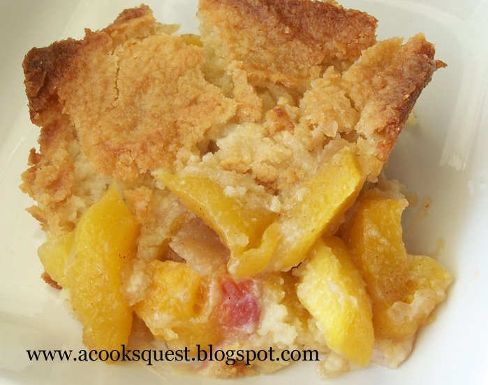 A Cook's Quest: Fruit Cobbler: Desserts, Sweet, Food, Cook S Quest, Fruit Cobbler, Favorite Recipes, Sugar Cookie