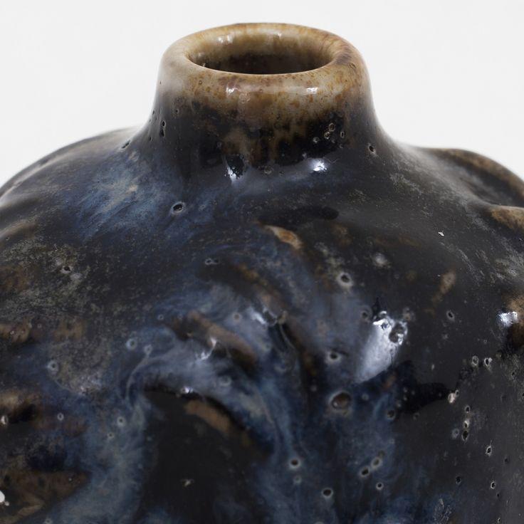 Lille vase i stentøj