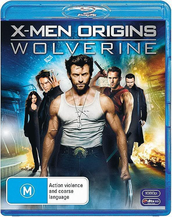 X Men Origins Wolverine (2009) Hindi Dubbed [BRRip