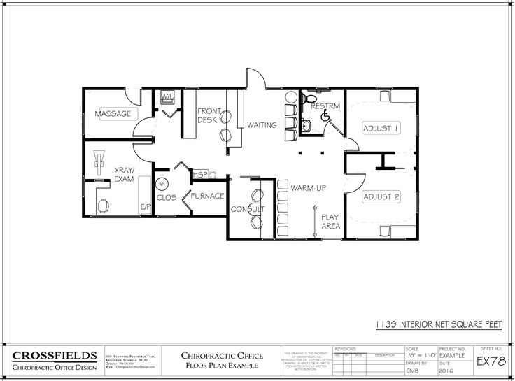 Mejores 132 im genes de chiropractic floor plans en for X ray room floor plan