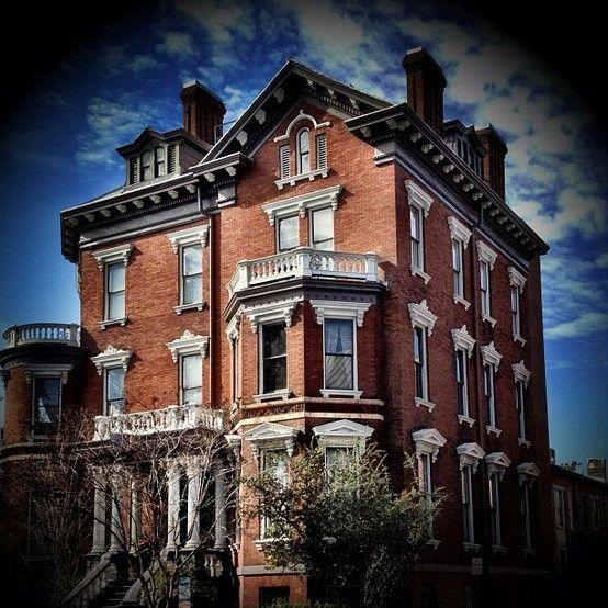 The Kehoe House in Savannah, GA by marva