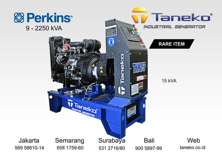 #happyweekend At frame : Rare item, Genset Perkins 15 kVA Open Type. Perkins 403A-15G2 coupled with Stamford P.I 044 G1 , 15 kVA Prime Power Quality Generator Product from Taneko For Your Industrial Needs, CALL US NOW  #taneko #industrial #generator #genset #perkins #engine #diesel #dieselpower #instapic #instagood #instagram #industry #building #power #stamford #alternator #powergeneration #power #systems #ads #marketing #rareitem #rare #products #weeklypost #weekend