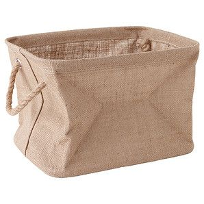 $18 - Small Jute Basket