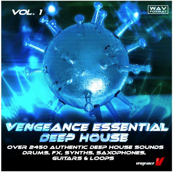 Vengeance Essential Deep House Pack  Essential Deep House es un Pack de Vengeance que trae más de 2450 sonidos de alta calidad, en formato WAV, pobre de derechos de autor para nuestras producciones. La distribución es aproximadamente 2/3 sonidos independientes y el resto loops de 120, 124 y 126 BPM originalmente. Vengeance nos trae sonidos grabados en vivo de saxofón, guitarra, melodías con sus tonalidades bien identificadas, etc. La descarga se las dejo en formato de torrent para mayor…