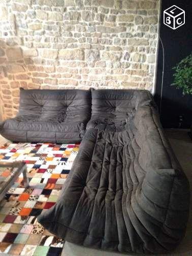 Les 25 meilleures id es de la cat gorie togo sofa sur - Ligne roset canape lit ...