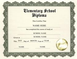 Awards-Diplomas | Free Templates Clip Art & Wording | Geographics