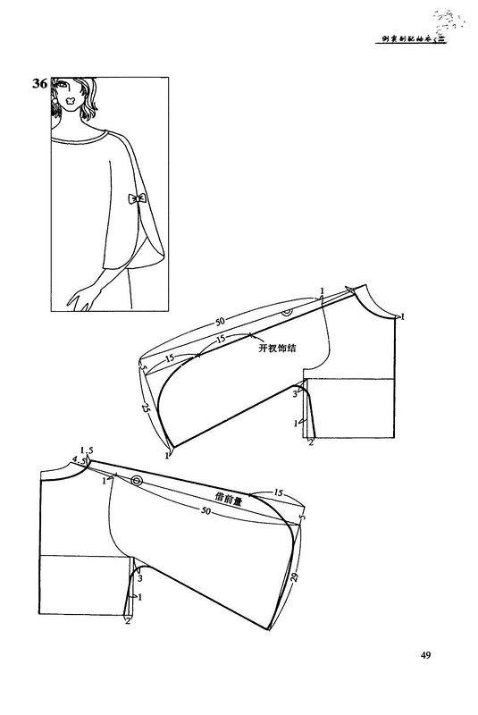 Конструирование рукавов
