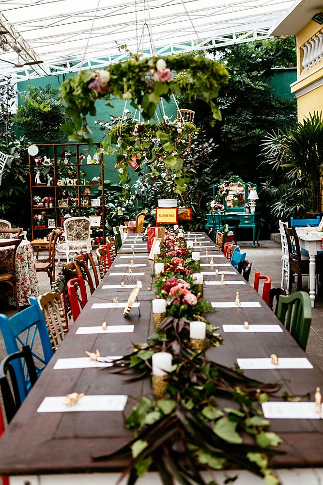Colourful and Romantic Wedding In Rio de Janeiro