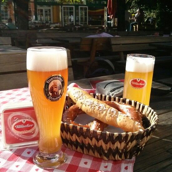 Uno dei motivi per cui amo la Germania (e l'Austria!)