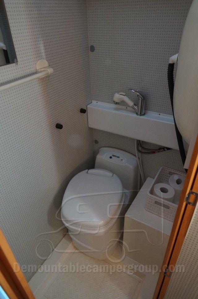 Pin by Oran davis on Expedition camper bathroom | Camper