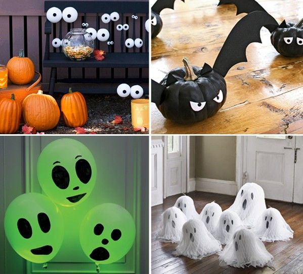 10 Awesome Last Minute Halloween Decoration Ideas