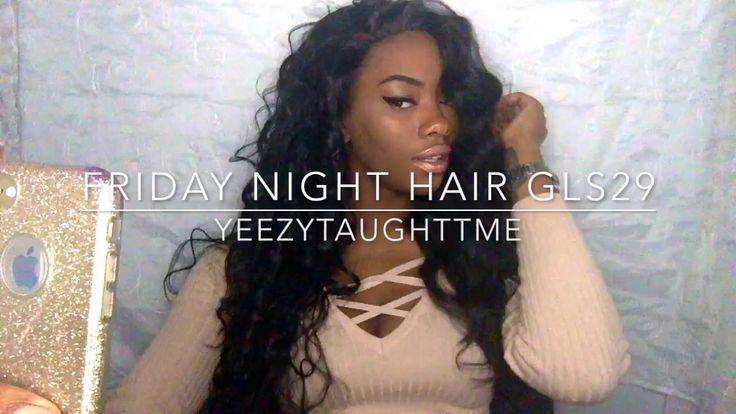 FRIDAY NIGHT HAIR GLS29 TAKE 2!
