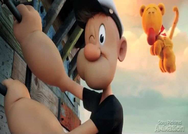 Popeye the Sailor man, masih ingatkah film jaman dulu yang sangat populer di kalangan anak anak Indonesia era 90 an. Ya si pelaut yang doyan makan bayam sebagai sumber kekuatan demi menyelamatkan sang kekasihnya Olive. Sony Pictures Animation akan merilis film ini dalan versi terbaru 'Popeye' dalam format 3 D.