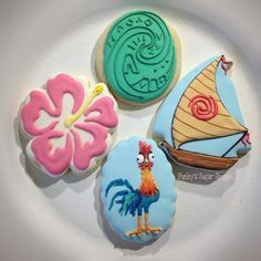 Image result for moana heart of te fiti cookie