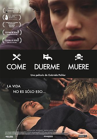 Come, duerme, muere (2012) Suecia. Dir: Gabriela Pichler. Drama. Migración. Cine social - DVD CINE 2304