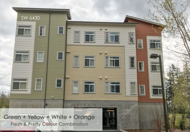 Best Exterior Colours For Apartment Buildings Exterior Colors Apartments And House
