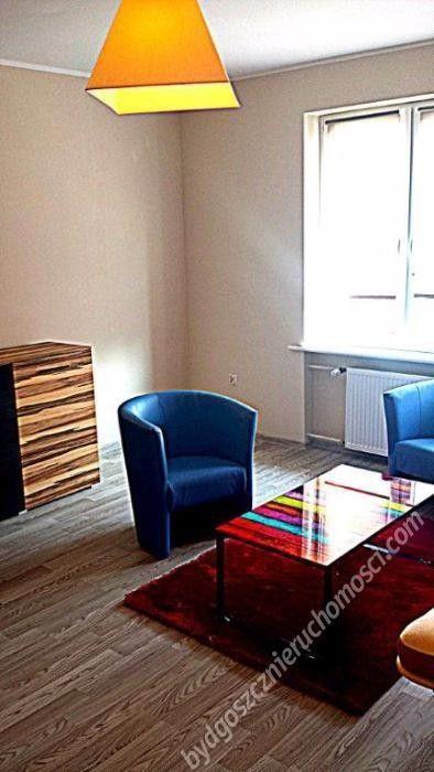 Mieszkanie 1-pokojowe, 38m 2 , 2 piętro