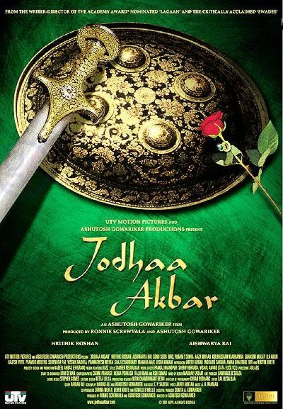 Jodhaa Akbar (2008) A sixteenth century love story about a marriage of alliance that gave birth to true love between a great Mughal emperor, Akbar, and a Rajput princess, Jodha.