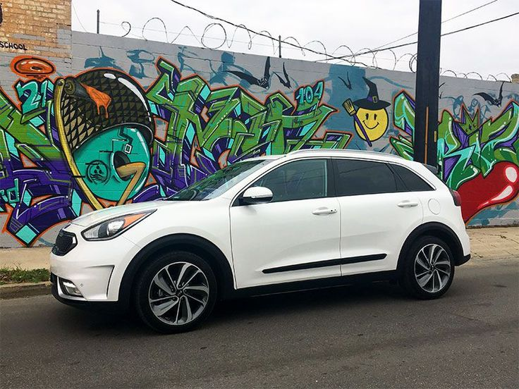 10 Things You Need to Know About the All-New 2017 Kia Niro Hybrid Crossover by Carrie Kim