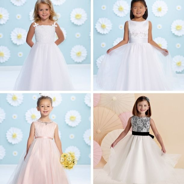 17 Best Images About Flower Girls Amp Ring Bearers On