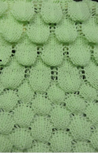 Example Of Knitting Pattern : 239 best images about Knit Stitch Patterns on Pinterest Knit patterns, Knit...