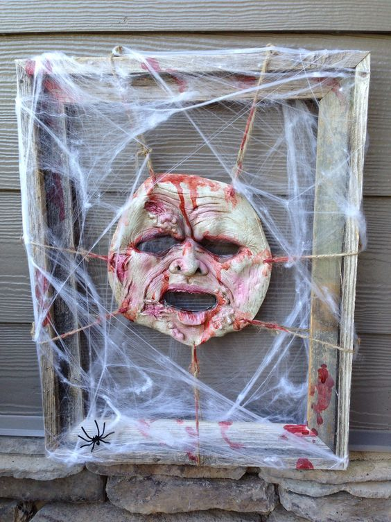 the 13 best diy halloween decorations ever - Cheap Scary Halloween Decorations