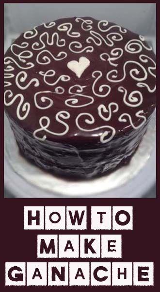 Ganache Cake | Little Delights