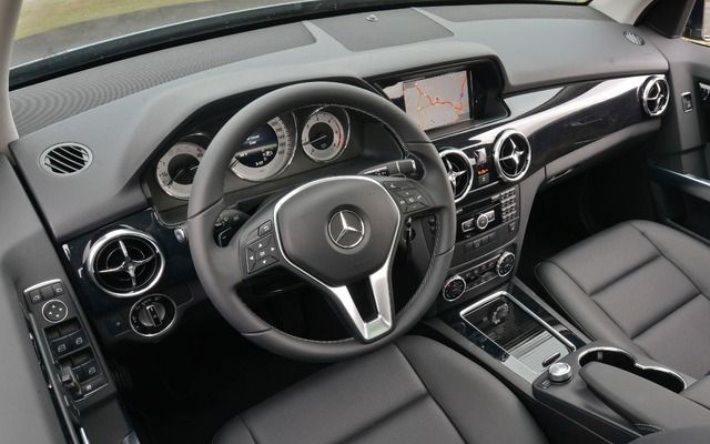 Mercedes-Benz Classe GLK 2015 - Galerie, photo 4/4 - Le Guide de l'Auto