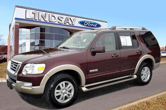 Cars for Sale: Used 2006 Ford Explorer in Eddie Bauer, Silver Spring MD: 20902 Details - Sport Utility - Autotrader