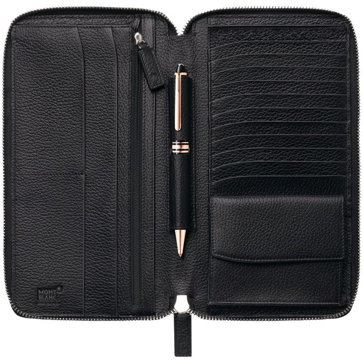 Travel Wallet 13cc with Zip