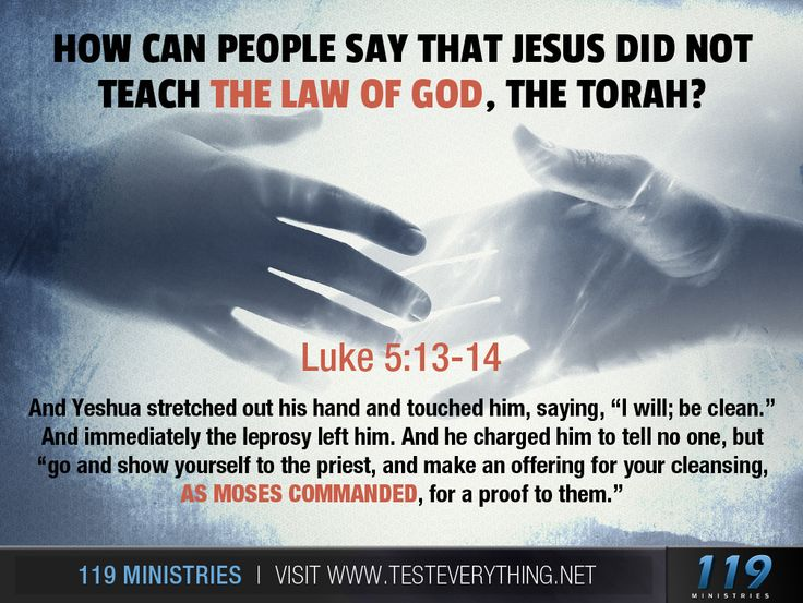Image result for The LAW of GOD is TORAH