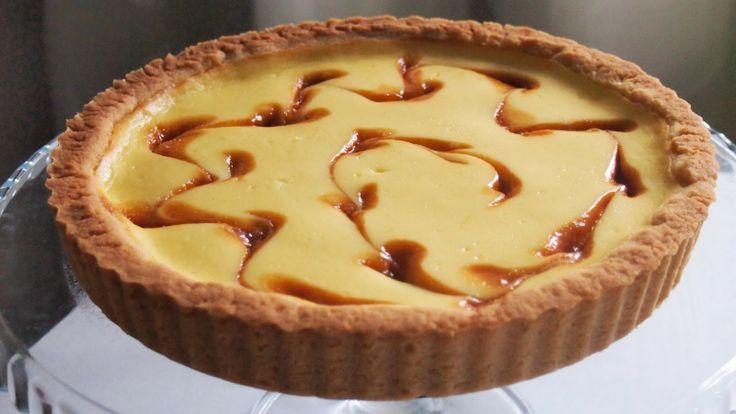 KaKkUtAiKuRi: Kinuski-cheesecake -piirakka