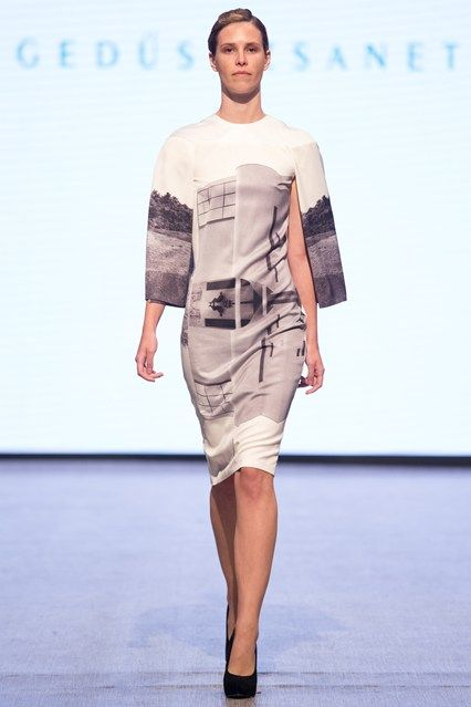 Catwalk photos and all the looks from AIAIE Spring/Summer 2015 Ready-To-Wear Vancouver Fashion Week