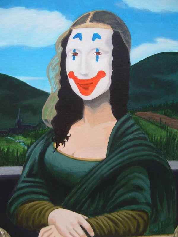 0084 [Lutin-Vert] Mona Lisa ah ah