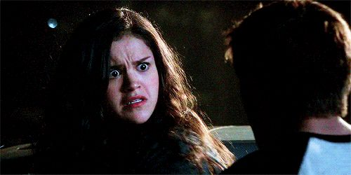 Hayden punching Liam, Teen Wolf Season 5