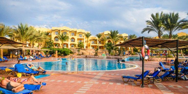 #Hotel Sol y Mar Solaya #Resort, #Marsa #Alam © Susanne Cochlar