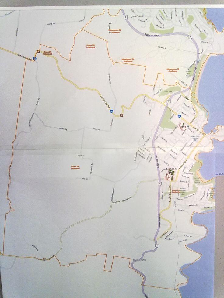 KPS intake area.