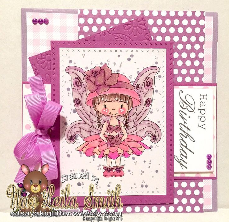 My card for Digital Delights  Details can be found on my blog http://sasayakiglitter.weebly.com/blog