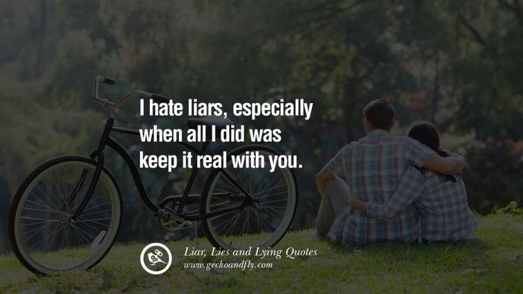 Best 25 Quotes About Lying Ideas Only On Pinterest: Best 25+ Hate Liars Quotes Ideas On Pinterest