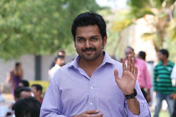 Karthi in Biriyani Movie