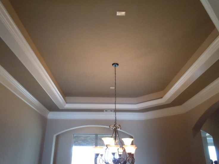 Trey Ceiling Formal 11303 Sardinia Plan Design 3465