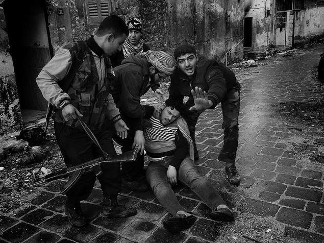 Siria. Jerome Sessini