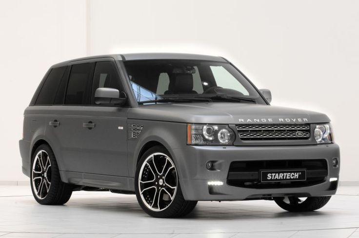Range Rover > Range Rover Sport - STARTECH - Land Rover, Range Rover en Jaguar tuning - STARTECH - Land Rover, Range Rover en Jaguar tuning