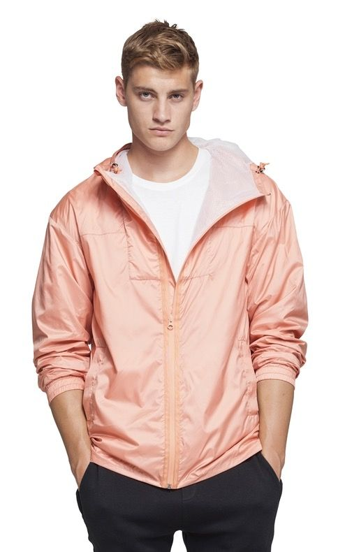 @Onepiece Sphere Jacket Muted Clay