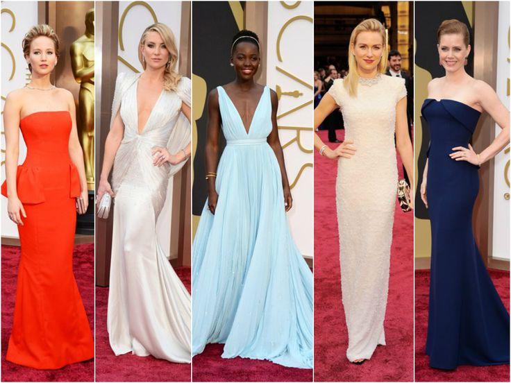 Red Carpet - Oscar Academy Awards 2014 // Kırmızı Halı - Oscar Akademi Ödülleri 2014