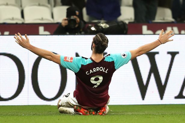 'Lost for words' - West Ham & Chelsea fans don't know what to make of shock Andy Carroll links - football.london