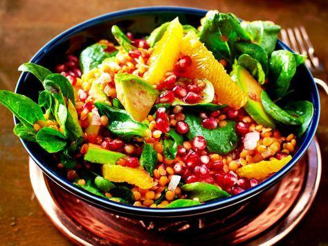 Unser beliebtes Rezept für Bunter Winter-Salat und mehr als 55.000 weitere kostenlose Rezepte auf LECKER.de.