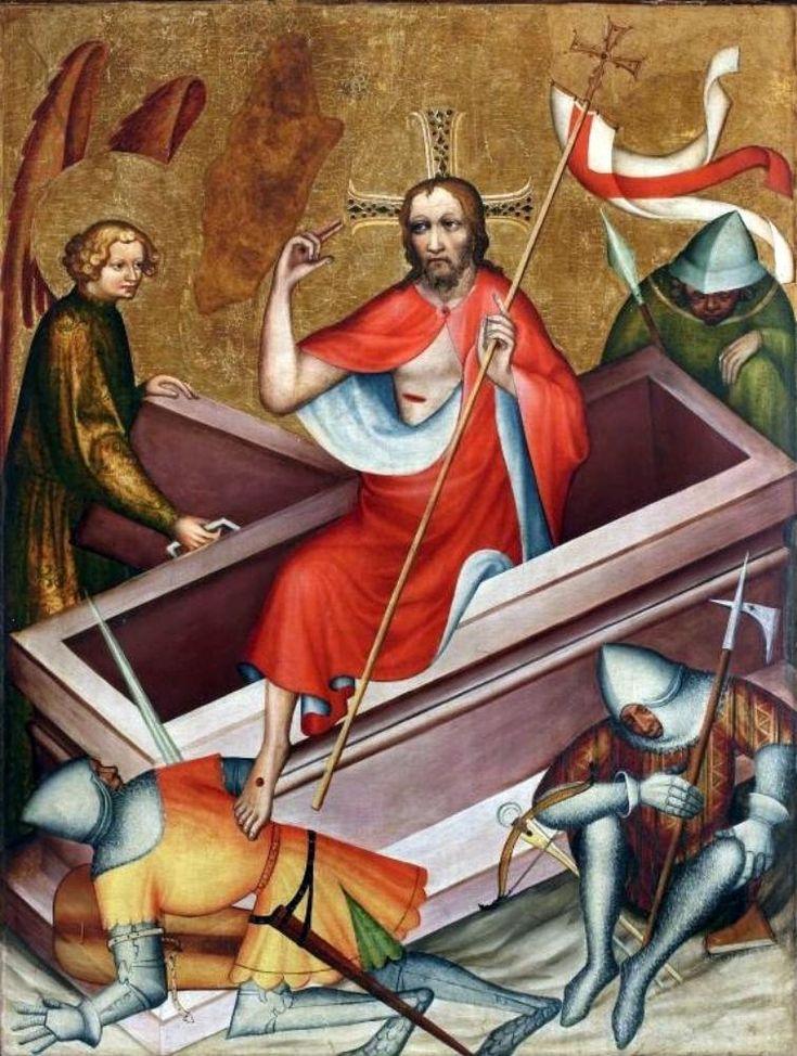 Grudziądz Polyptych, Polska (1390)