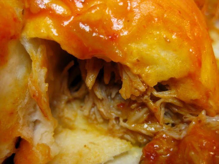 Slow Cooker Pork Enchiladas | Like Mother, Like Daughter